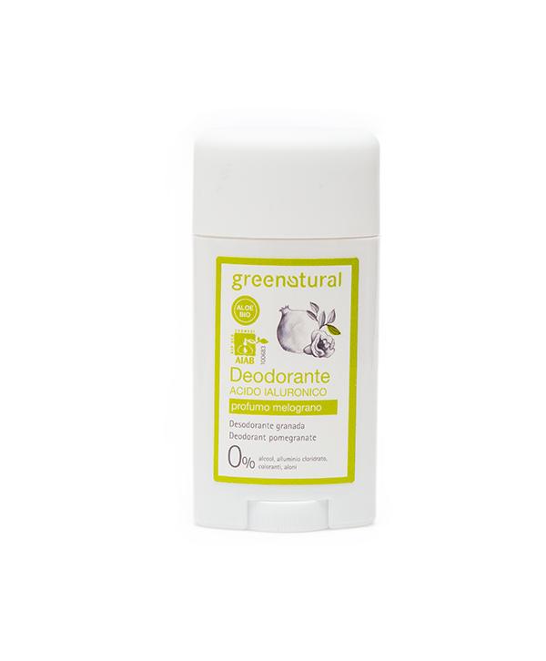 Deodorante Acido Ialuronico GEL MELOGRANO