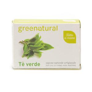 Sapone Artigianale - Tè verde