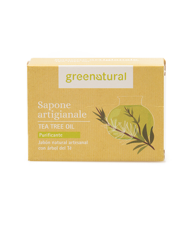 Sapone Artigianale – Tea Tree Oil